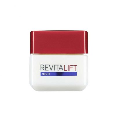 L'Oreal Re-vitalift Hydrating Night Cream Anti-Winkle + Extra Firming (Deep Action) – 50Ml