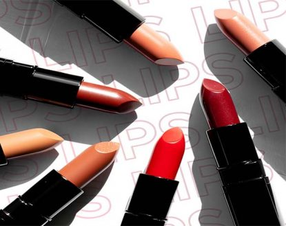 Exotic Lipsticks