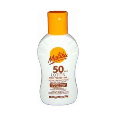 Malibu Sun Lotion F50 -100Ml