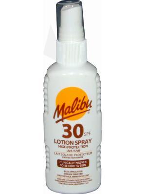 Malibu Sun Lotion Spray F30