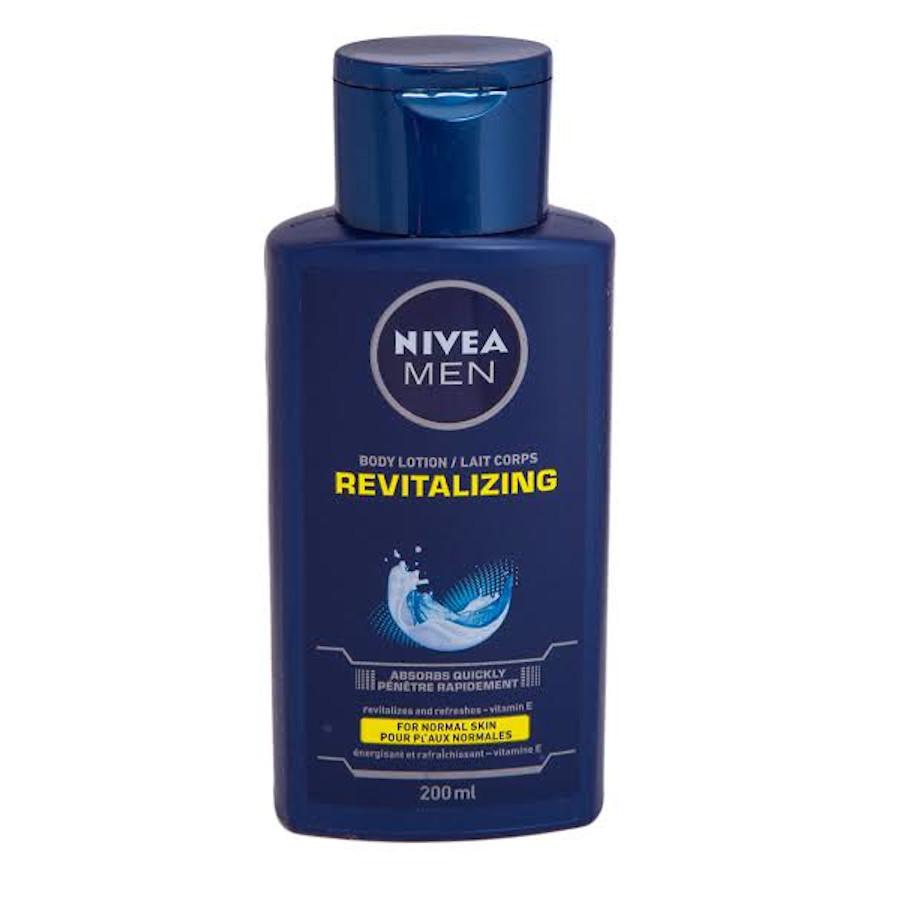 Nivea Men Revitalising Body Lotion - 250Ml