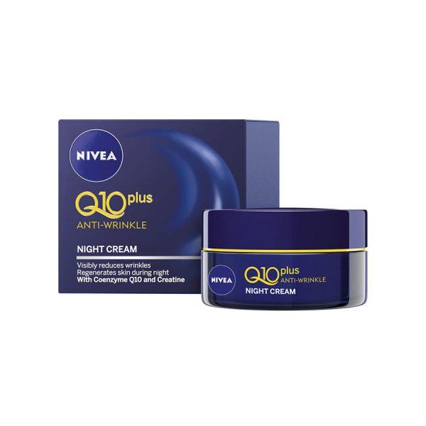 Nivea Q10 Anti Wrinkle Night Cream
