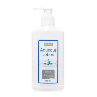 Soften, soothe and re-hydrate your skin with Nuage Aqueous Lotion. Ideal for use as a moisturiser or even a hand soap replacement, this lotion will keep your hands feeling soft and supple. An excellent addition to any room in your home, this cream will have you feeling and looking great.