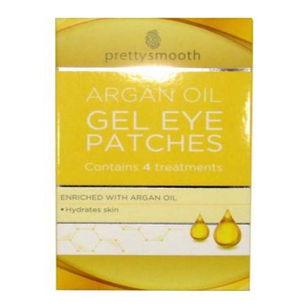 Pretty Gel Eye Patch Argan Oil - 4 Treatments