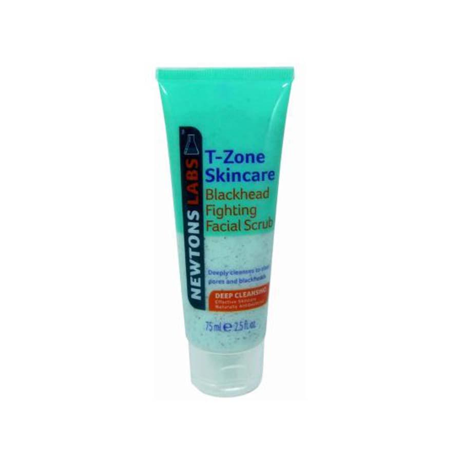 T-Zone Blackhead Fight Facial Scrub - 75Ml