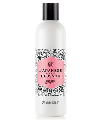 The Body Shop - Japanese Cherry Blossom Body Lotion
