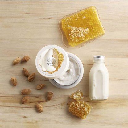 The Body Shop - Almond Milk & Honey Soothing & Restoring Body Butter – 200Ml