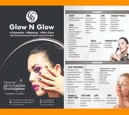 Glow N Glow Banner