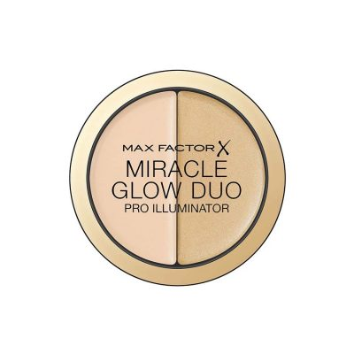 Max Factor Miracle Glow Duo Highlighter - 10 Light (11g)
