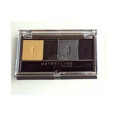 Maybelline Eye Studio Quad Eyeshadow - Smokey Night 5g