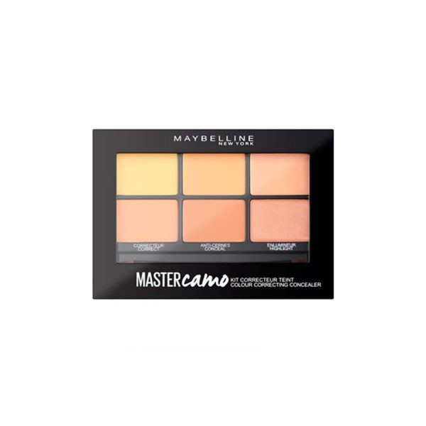 Maybelline Master Camo Colour Correcting Concealer Kit – Assorted - 6.5g