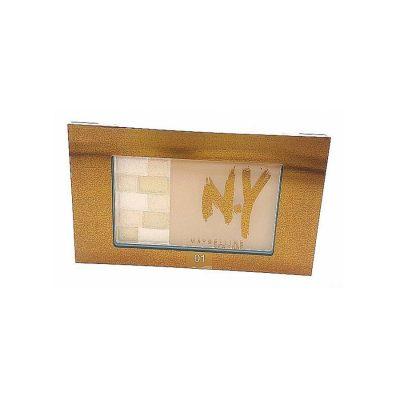 Maybelline Ny Face Studio Bricks Bronzer Palette 01 Blonde – 7g