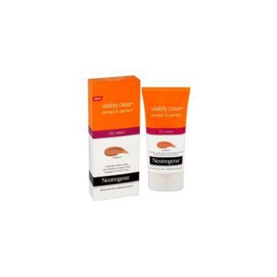 Neutrogena Visibly Clear Correct & Perfect CC Cream – 50Ml