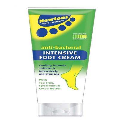 Newtons Anti Bac Intens Foot Cream – 150Ml