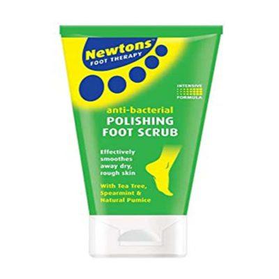 Newtons Anti Bac Polish Foot Scrub - 150Ml