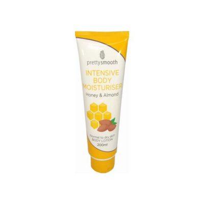Pretty Intensive Body Moisturiser Honey & Almond 200Ml
