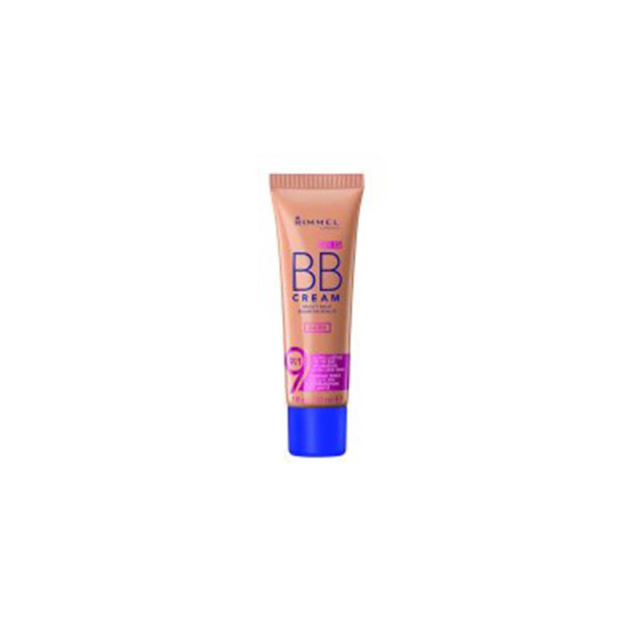 Rimmel SPF 15 BB Cream Beauty Balm Dark - 30Ml