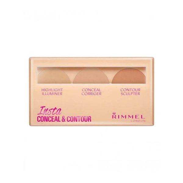 Rimmel Insta Conceal & Correct Palette 010 – 8.4g