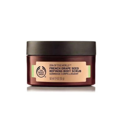 The Body Shop Spa of the World™ French Grape Seed Scrub – 50Ml
