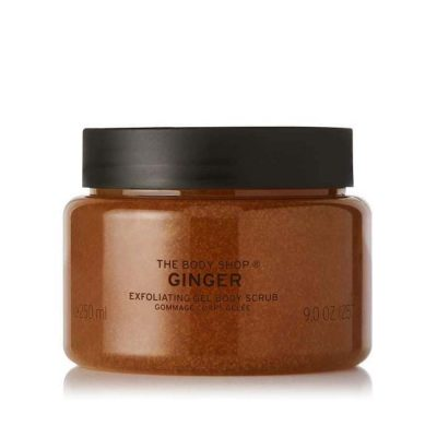 The Body Shop Special Edition Ginger Body Scrub 250Ml
