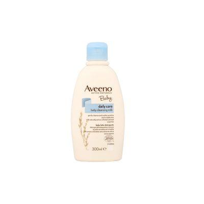 Aveeno Baby Daily Care Cleansing Milk 300Ml