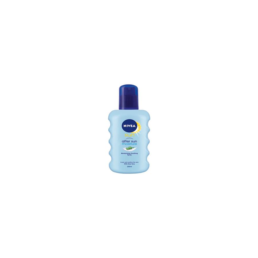 Nivea Moisturising Aftersun Spray 200Ml