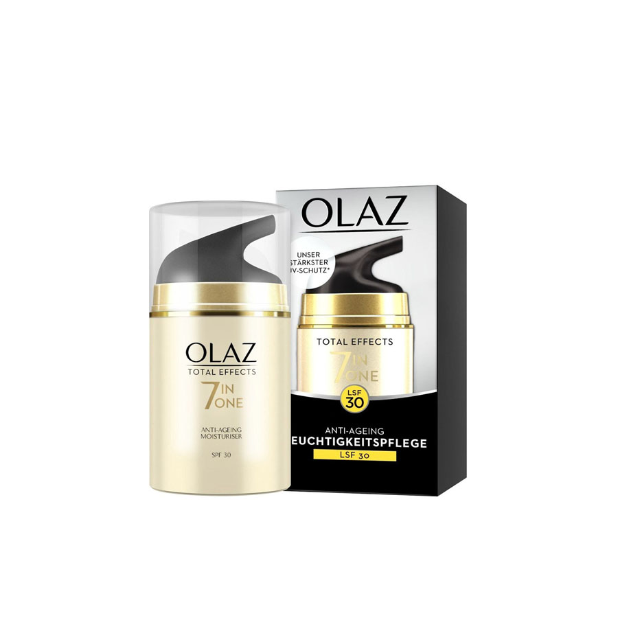 Olay Total Effects 7 in 1 Anti-Ageing Moisturiser SPF30