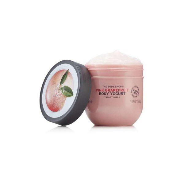 The Body Shop Pink Grapefruit Body Yogurt 200Ml