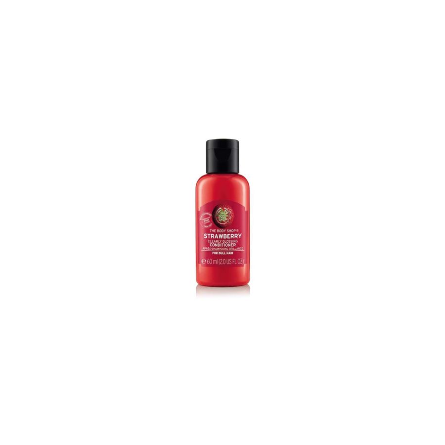 The Body Shop Strawberry Clearly Glossing Conditioner 60Ml