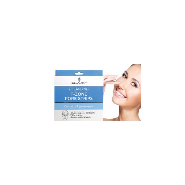 Skin Academy T Zone Pore Strips