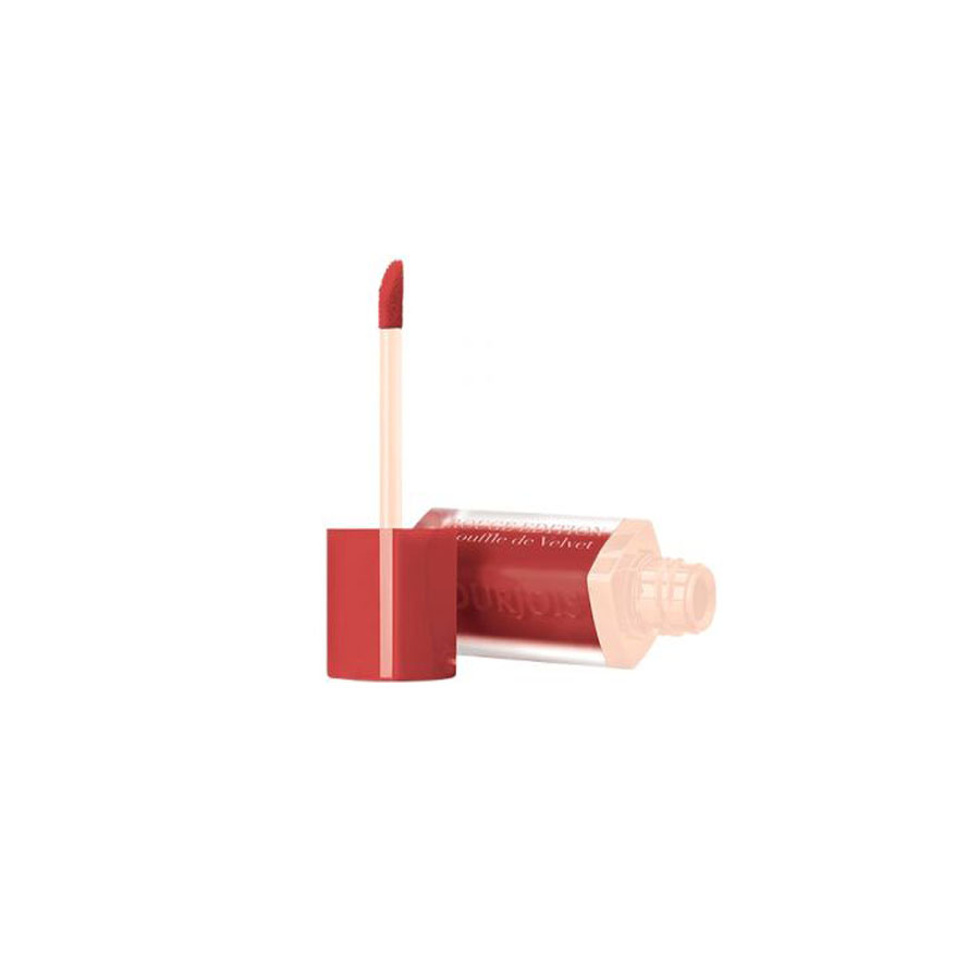 Bourjois Rouge Edition Souffle de Velvet Lipstick 08 Carameli Melo
