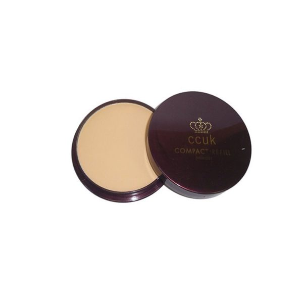 CCUK Compact Refill Powder Natural Glow