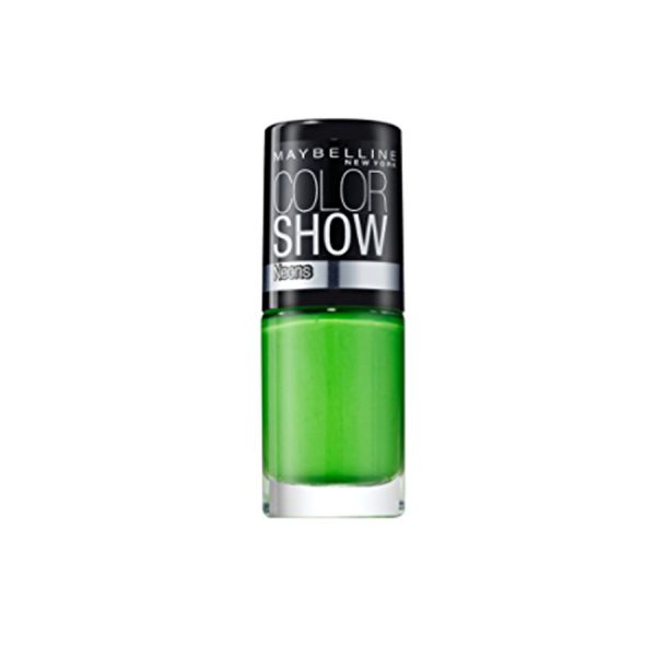 Maybelline Colorshow By Colorama 190 Green Zing