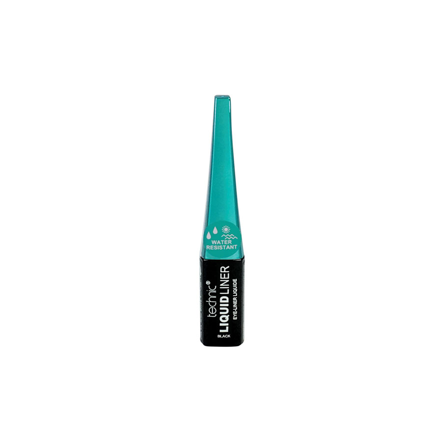 Technic Waterproof Liquid Liner Black
