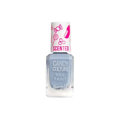 BARRY M CANDY CULTURE SCENTED NAIL POLISH BLUEBERRY BONBON