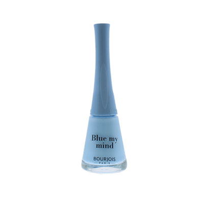 Bourjois 1 Second Nail Polish Blue My Mind 033