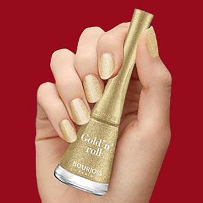 Bourjois 1 Seconde Nail Polish Gold N Roll 05