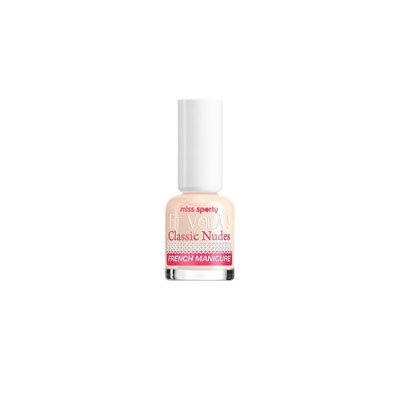 Miss Sporty French Manicure Classic Nudes Nail Polish 050