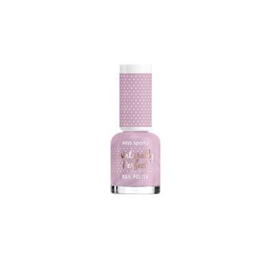 Miss Sporty Naturally Perfect Nail Polish Strawberry Gelato 010