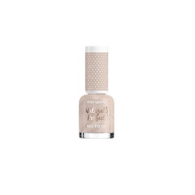 Miss Sporty Naturally Perfect Nail Polish Sugared Almond 007