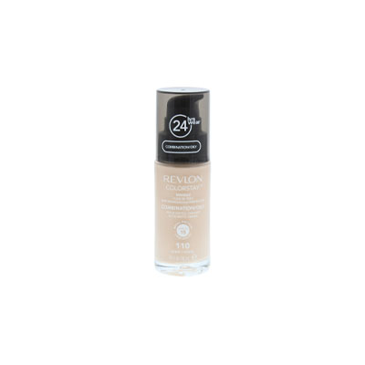 Revlon Colorstay Foundation Combination Oily Skin Ivory 110