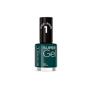 Rimmel Super Gel Nail Polish Elfin 063