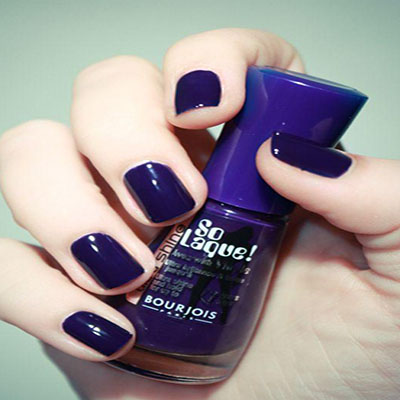 Bourjois So Laque Nail Polish Purple 63