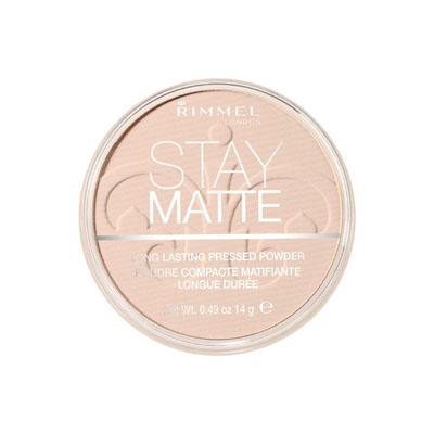 Rimmel Stay Matte Pressed Powder Cashmere 008